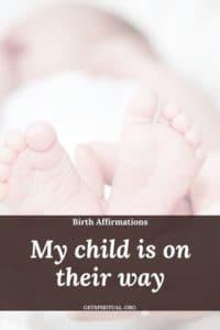 Birth Affirmation 1