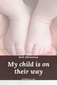 Birth Affirmation 2