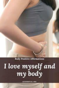 Body Positive Affirmation 1