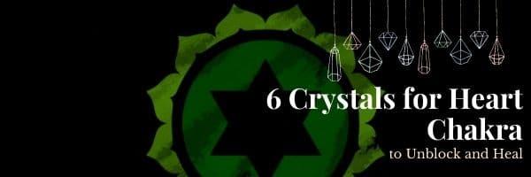 Crystals for Heart Chakra
