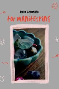 Crystals for Manifesting