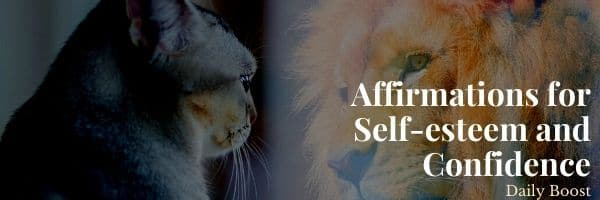 Daily Affirmations for Self-esteem