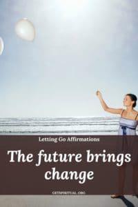Letting Go Affirmation 2