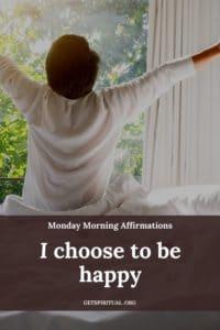 Monday Morning Affirmation Card 2