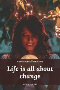 New Moon Affirmation Card 3