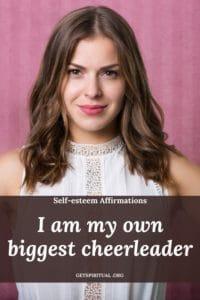 Self-esteem Affirmation Card 1