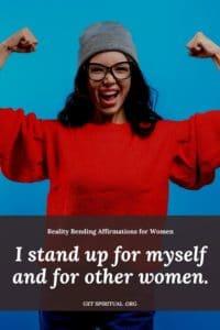 Womens Affirmation Card 2