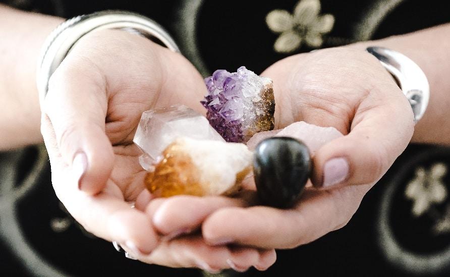 crystal manifestation